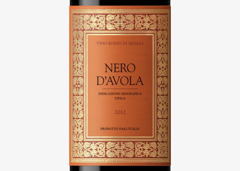 Nero d'Avola 1