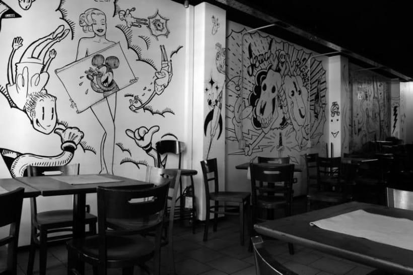 imagen y muralismo en Claroscuro 0