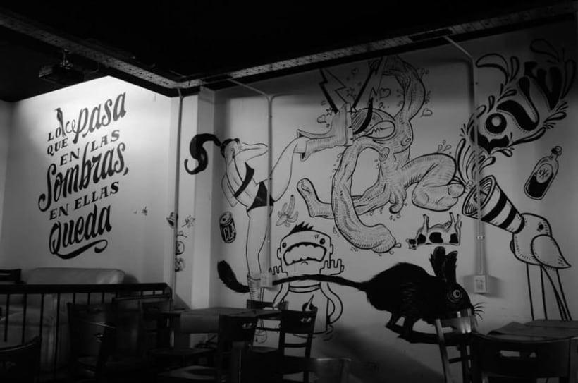 imagen y muralismo en Claroscuro 1