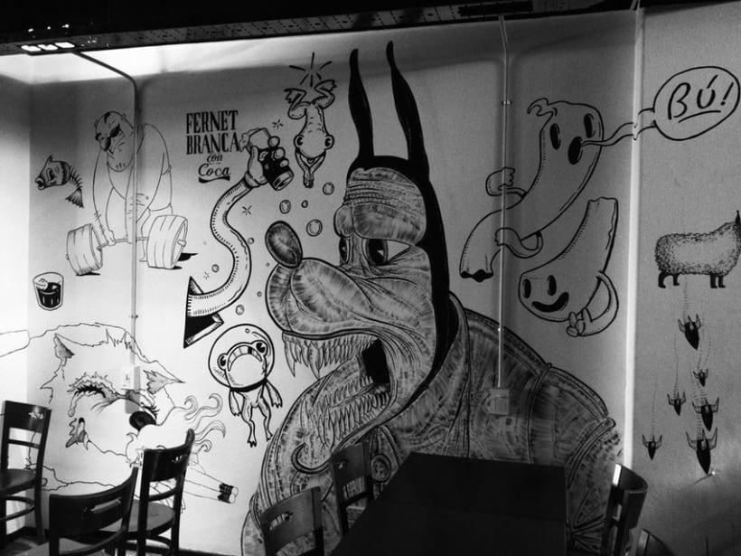 imagen y muralismo en Claroscuro 5