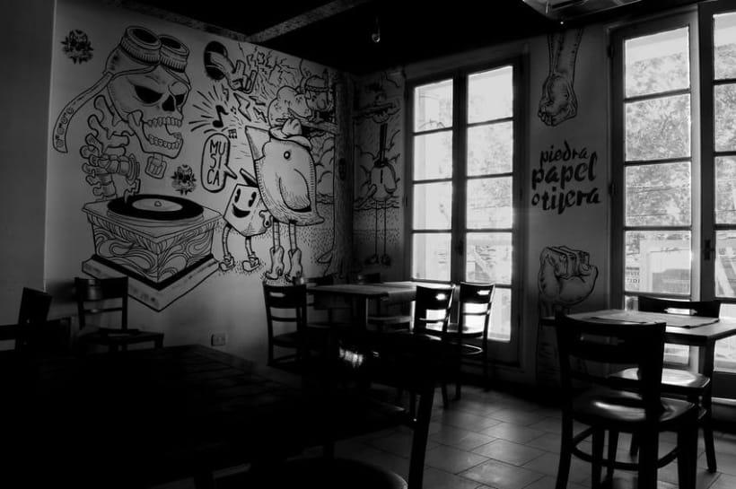 imagen y muralismo en Claroscuro 8