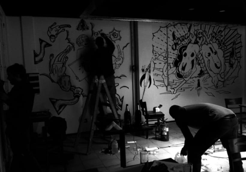 imagen y muralismo en Claroscuro 9
