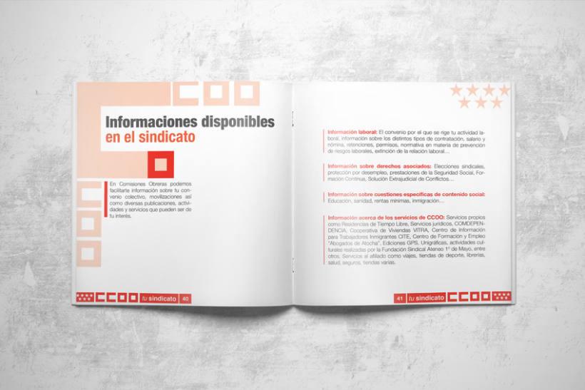 """Guía Sindical """"Conoce tu sindicato"""" 4"""