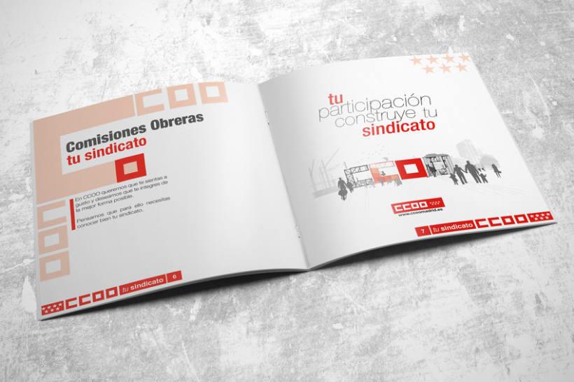 """Guía Sindical """"Conoce tu sindicato"""" 6"""