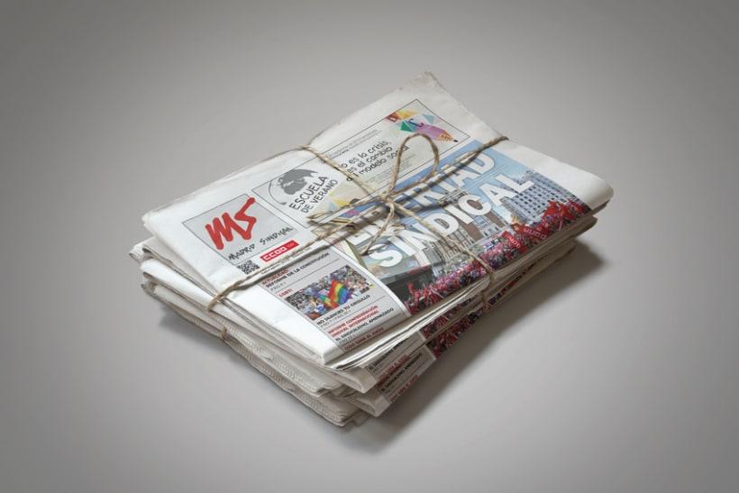 Periódico Madrid Sindical 0