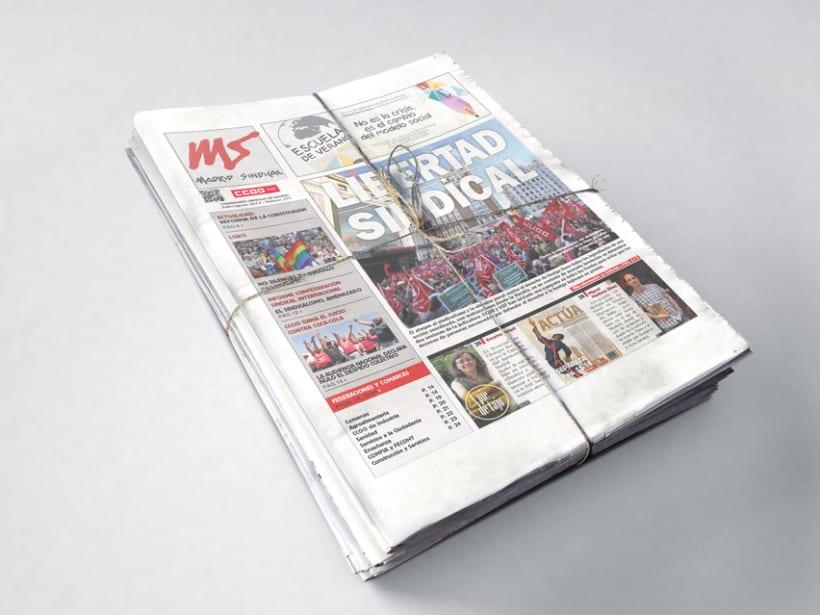 Periódico Madrid Sindical 2