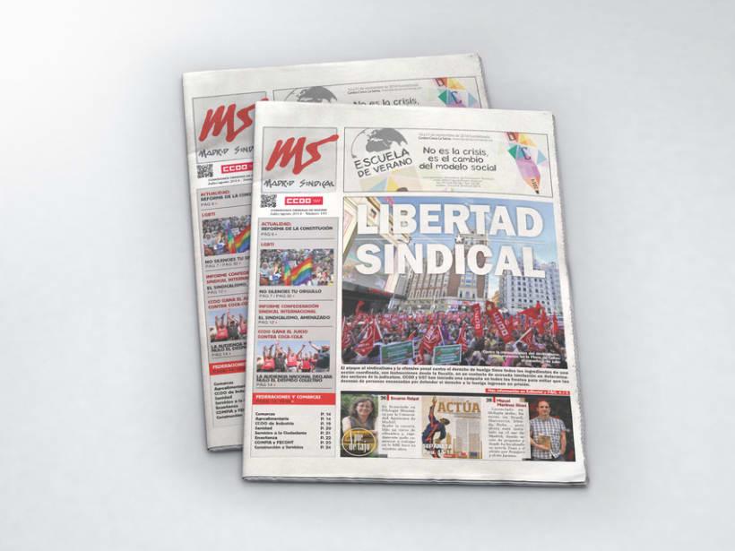Periódico Madrid Sindical 3