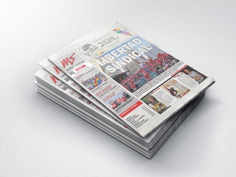 Periódico Madrid Sindical 4