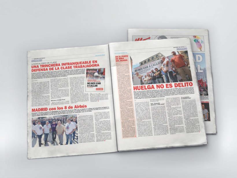 Periódico Madrid Sindical 5