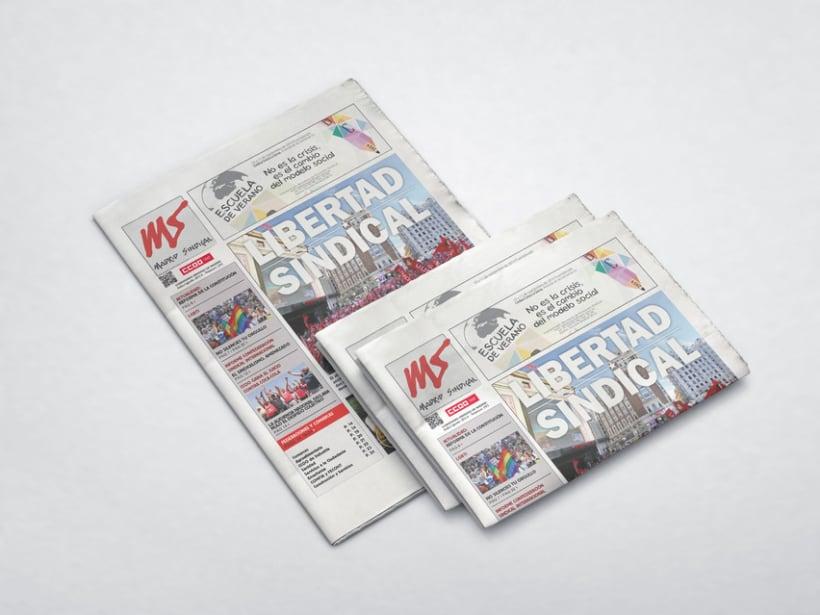 Periódico Madrid Sindical 6