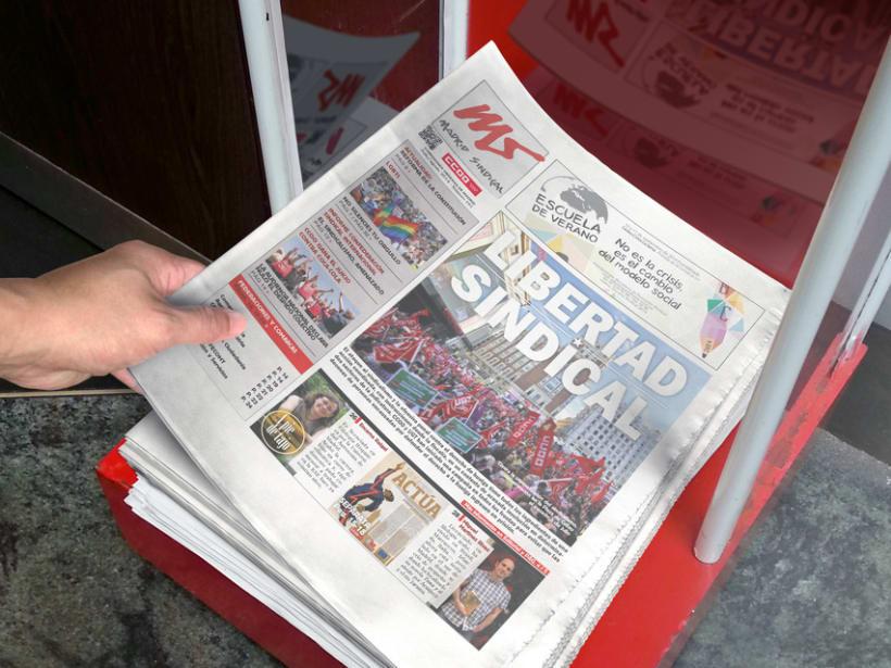 Periódico Madrid Sindical 9