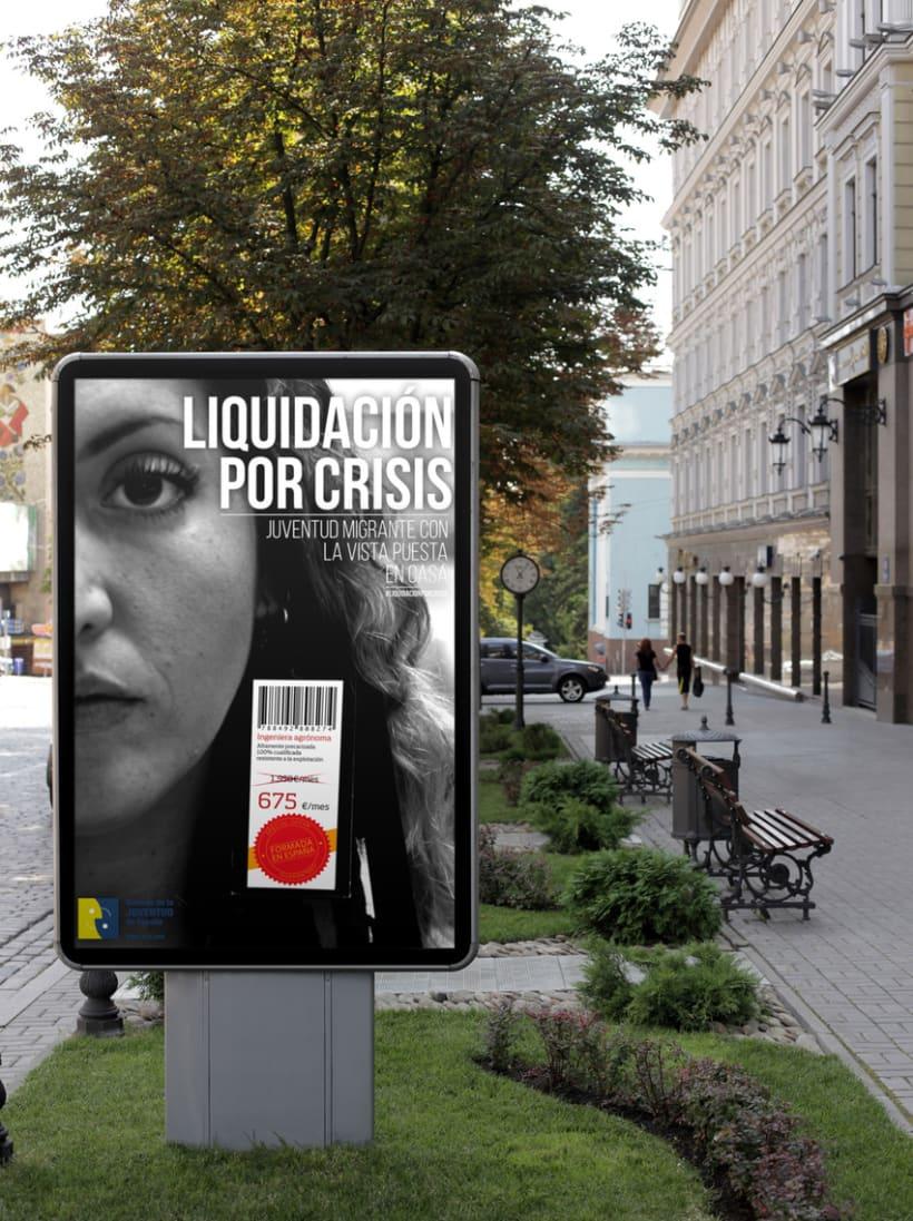 Campaña Estatal para el Consejo de la Juventud de España 2