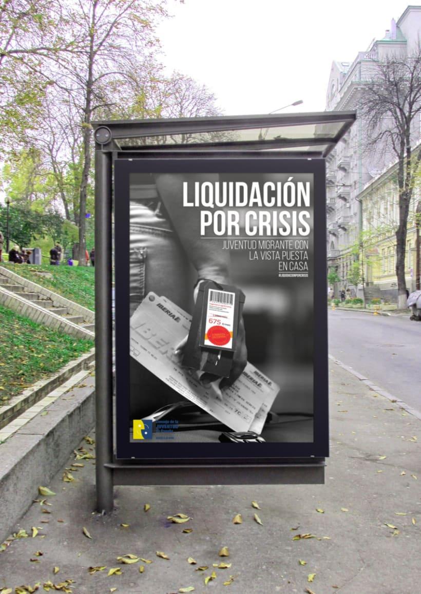 Campaña Estatal para el Consejo de la Juventud de España 4
