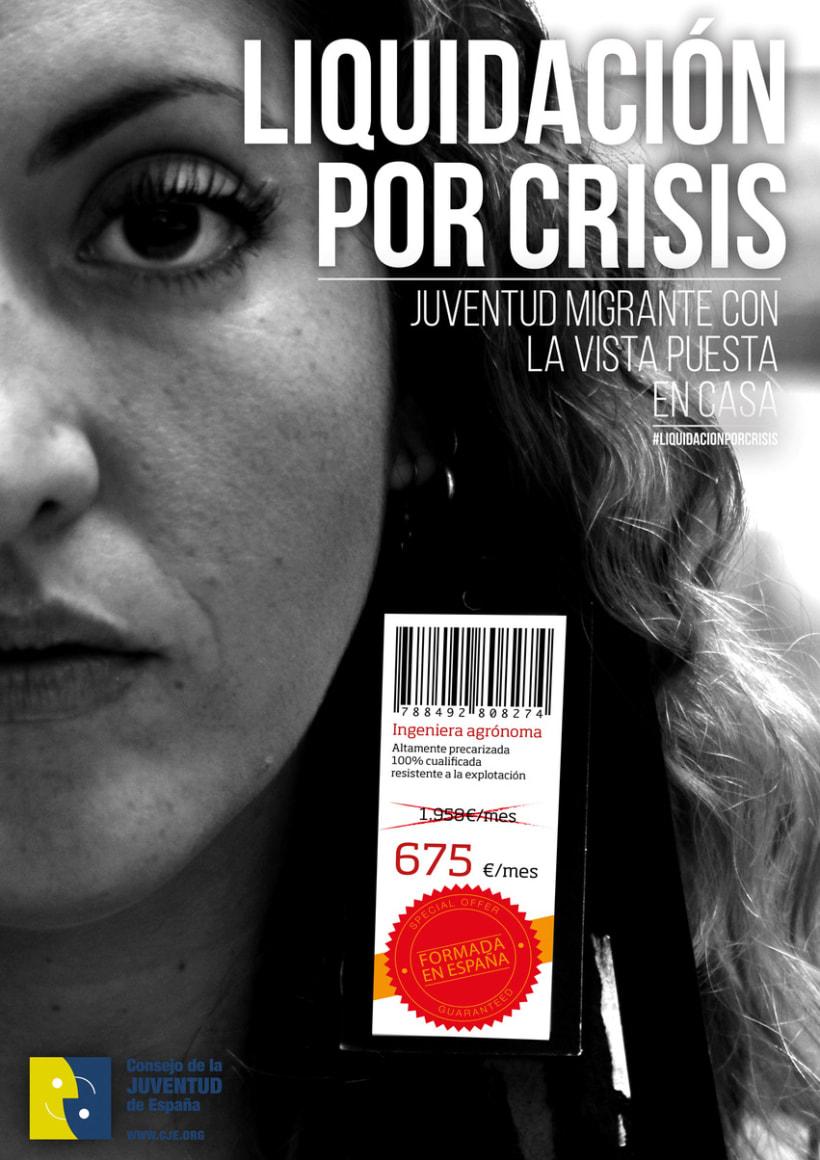 Campaña Estatal para el Consejo de la Juventud de España 0