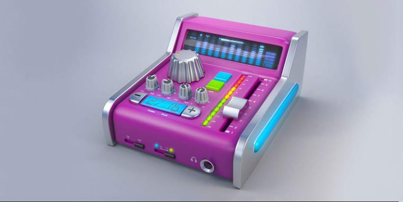 Mixer -1