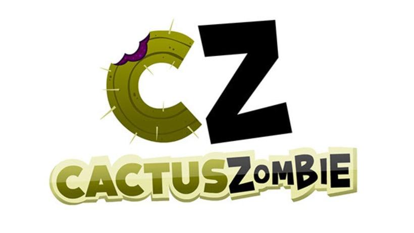 Cactus Zombie 0