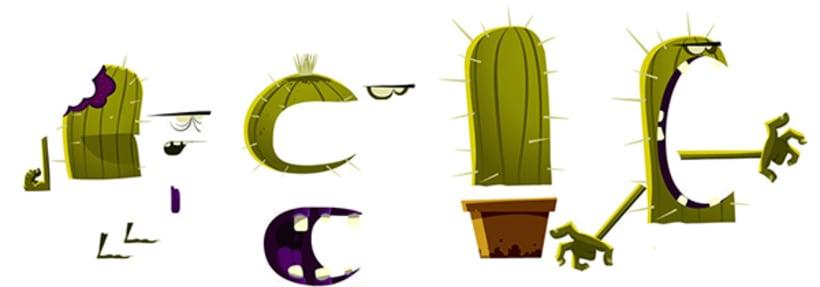 Cactus Zombie 2