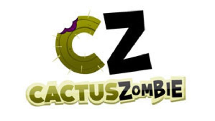 Cactus Zombie 11