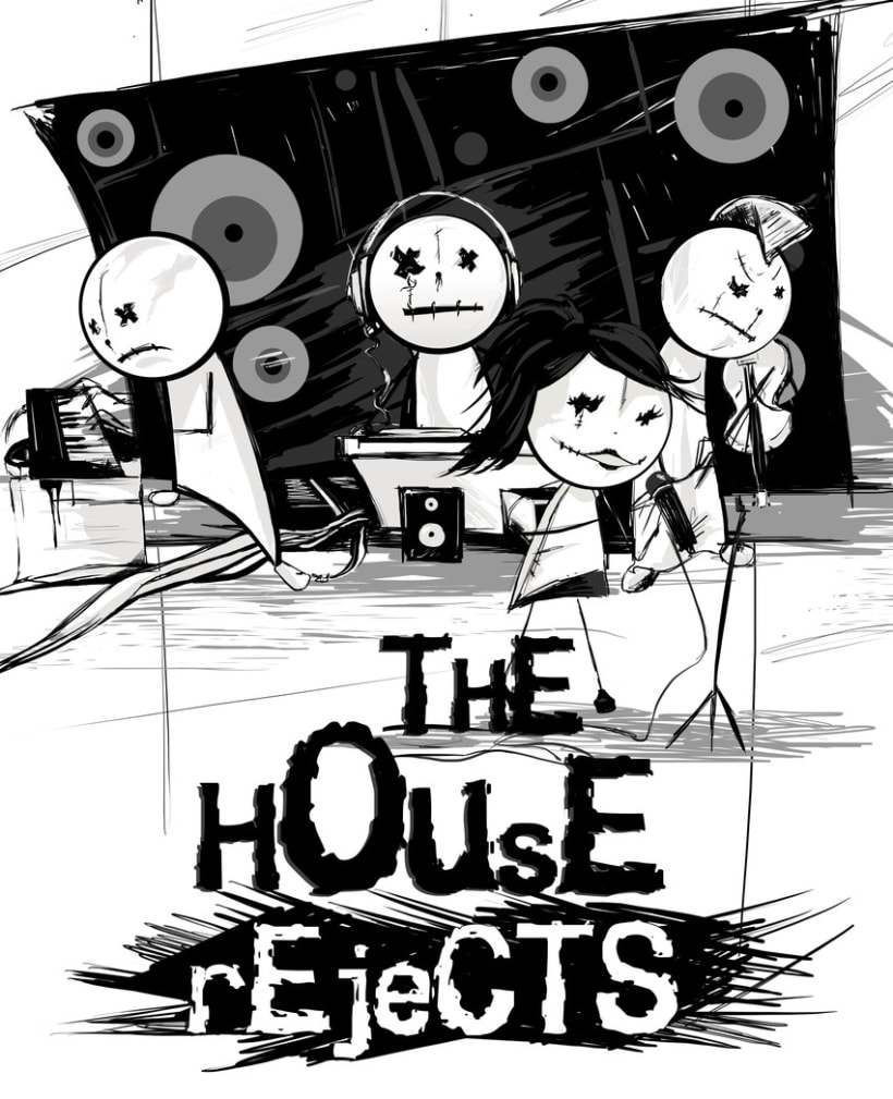 The Killer dolls & The House Rejects 0
