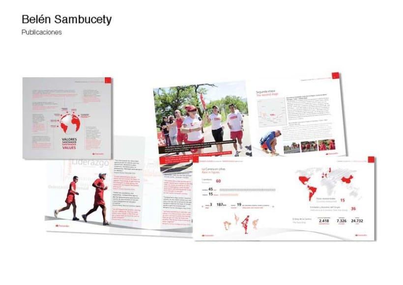 Publicación para Banco Santander 0