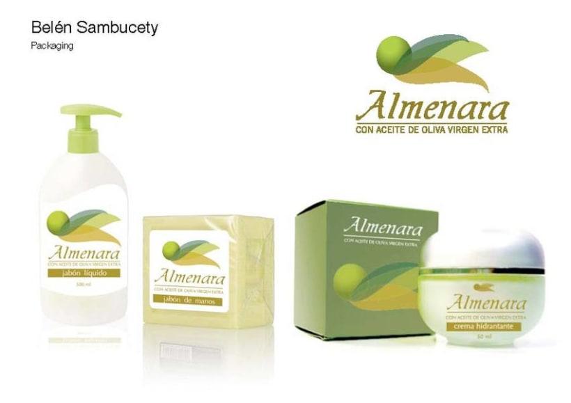 Ejemplo de packaging - Almenara 0