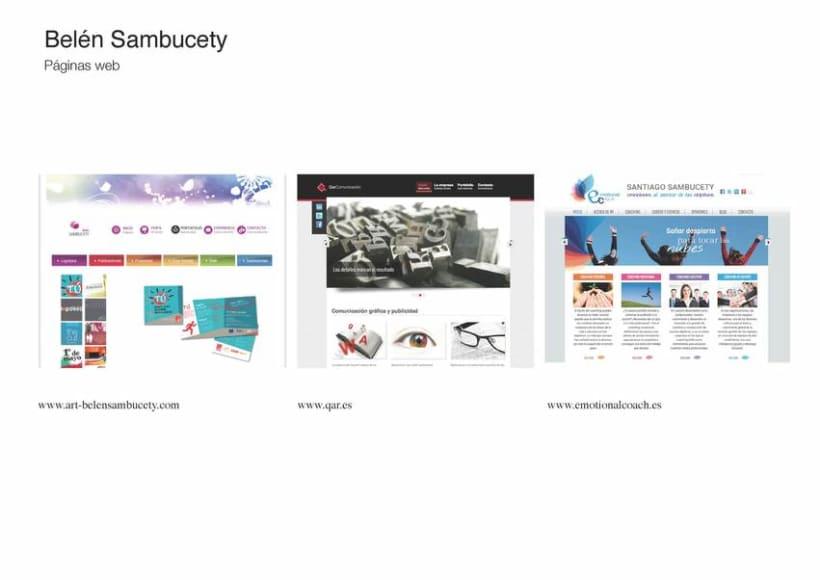 Ejemplos de páginas web 0