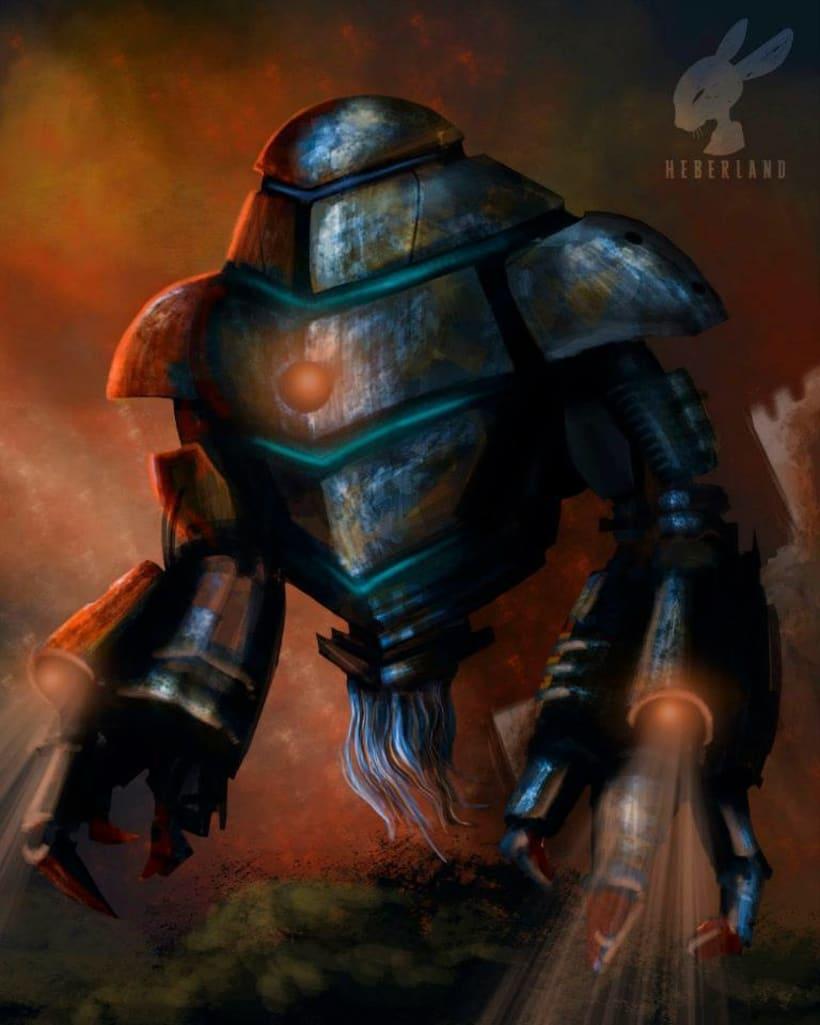 cyborg -1