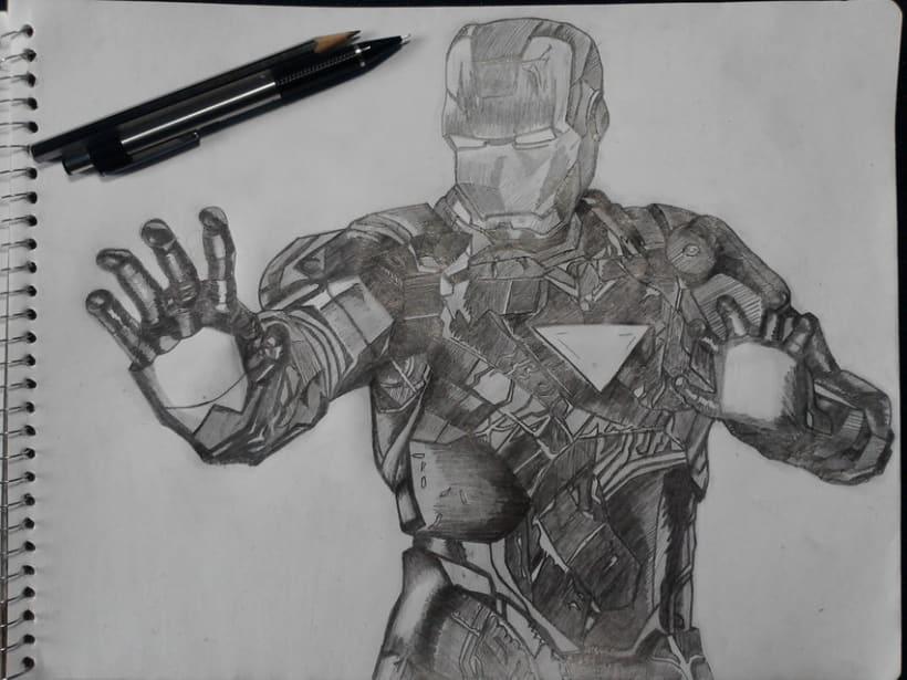 Iron Man -1