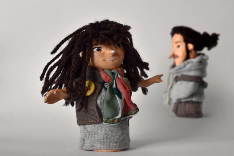 Marionetas de Dedos Studio 0