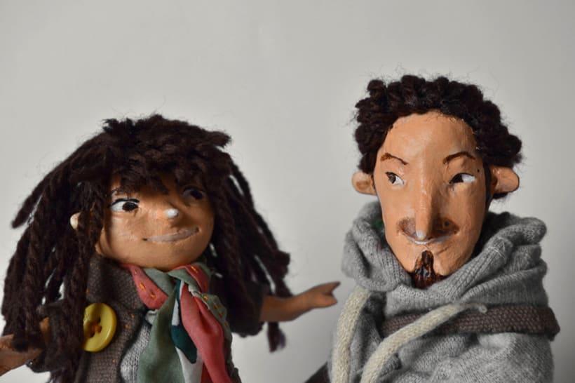 Marionetas de Dedos Studio 2