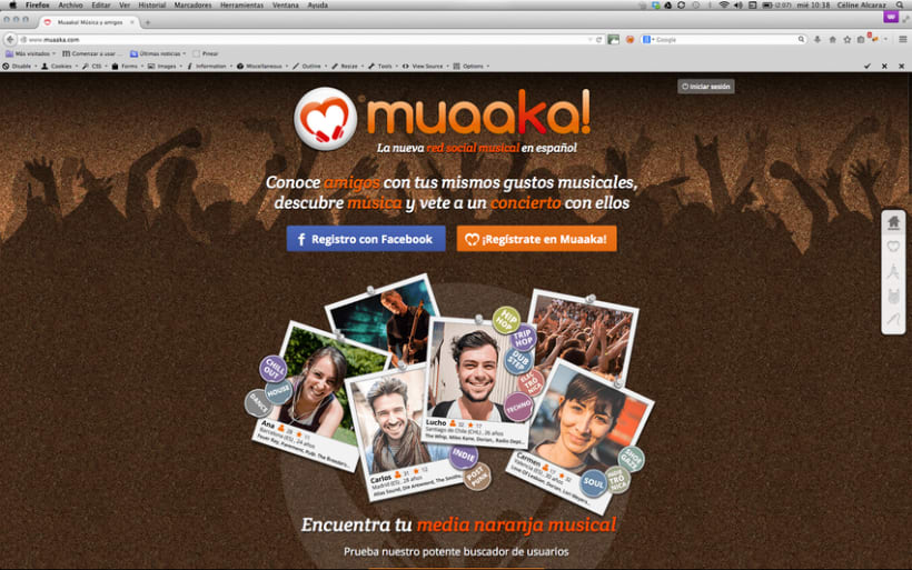 Muaaka! Música y amigos 0