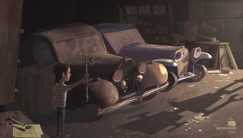 Car stories 8