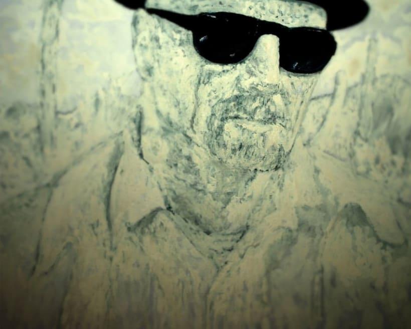 Mr. Heisenberg [ experimentando con diferentes técnicas ] -1