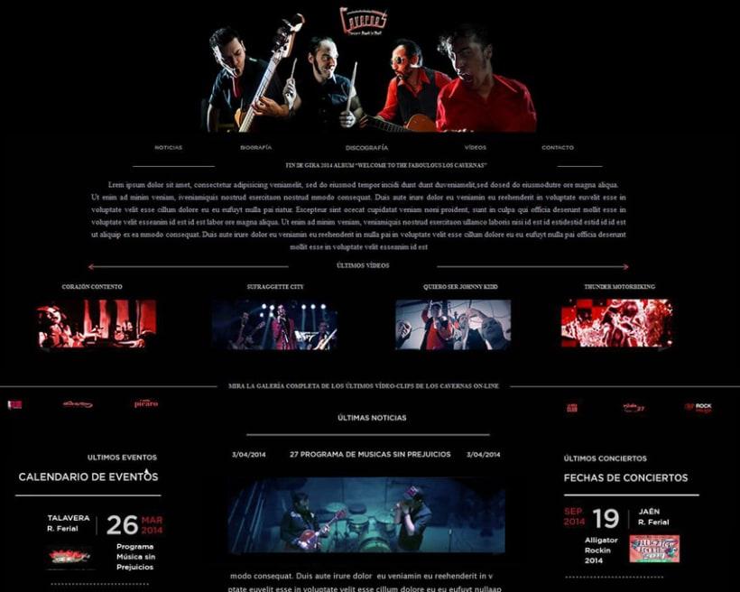 Proyecto Web Los Cavernas -1