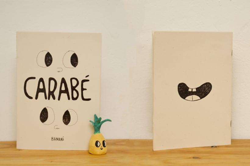 Fanzine Carabé -1