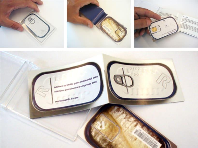 R - kit tarjeta SIM móvil 0