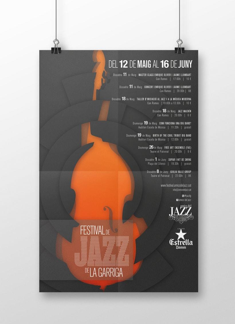 Festival de Jazz de la Garriga 2013 1