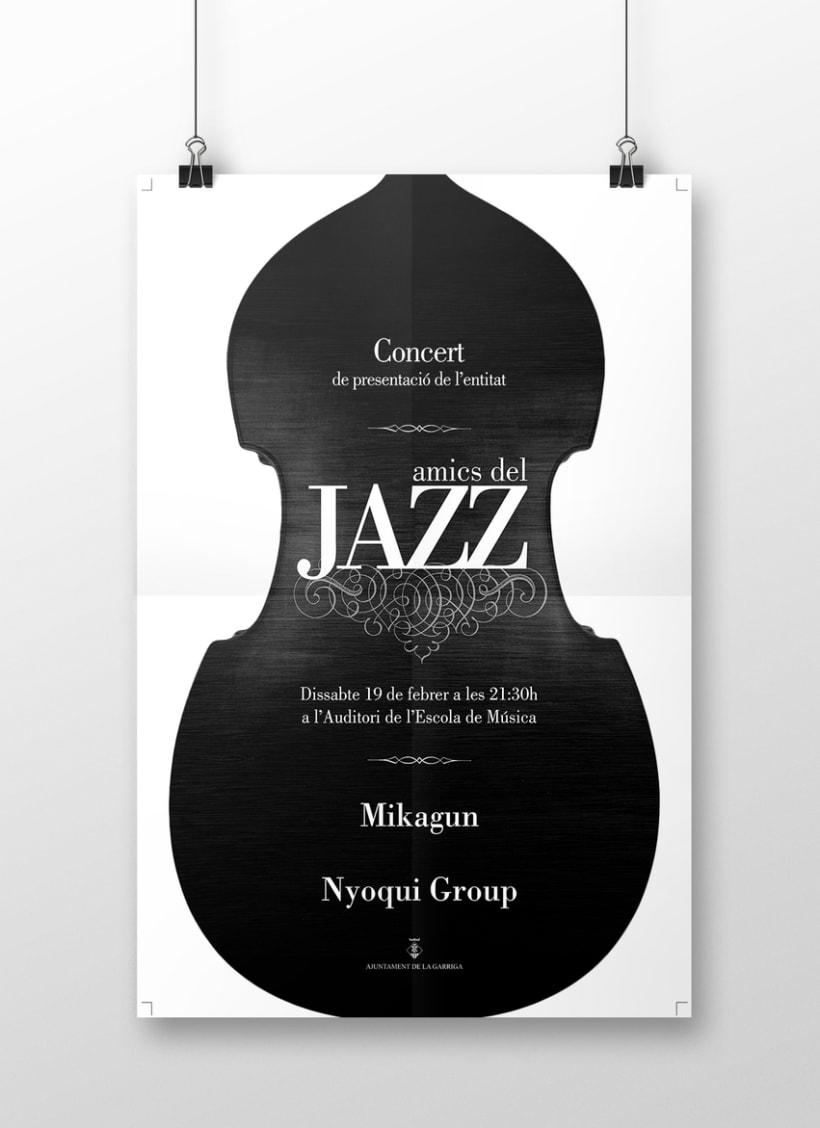 Cicle de Jazz de la Garriga -1