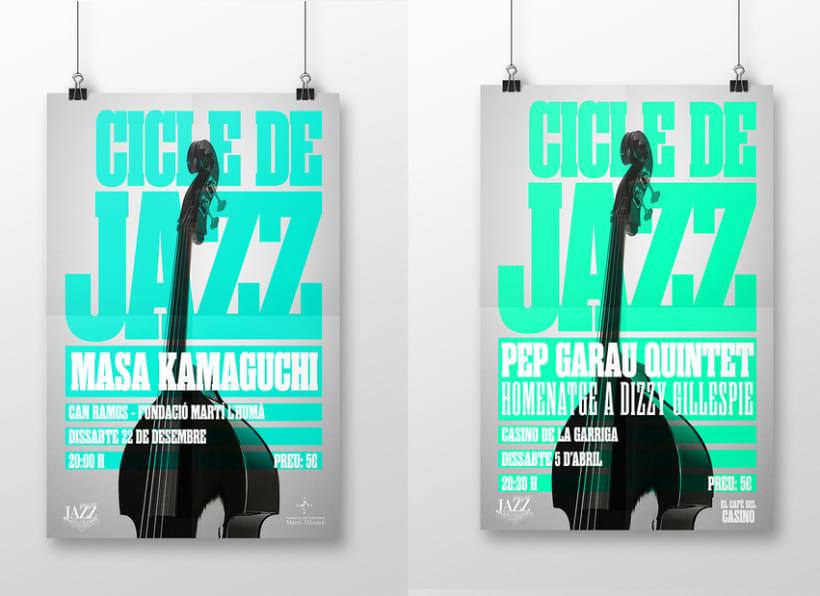 Cicle de Jazz de la Garriga 1