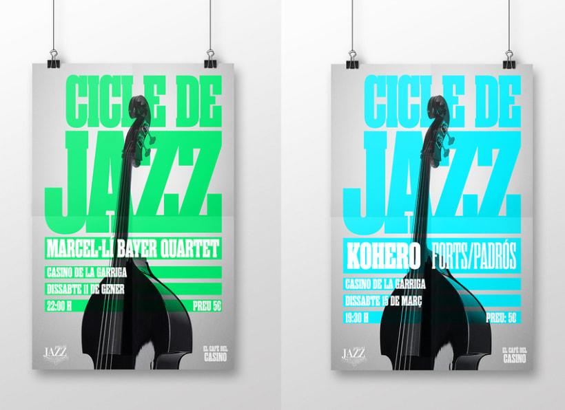 Cicle de Jazz de la Garriga 2