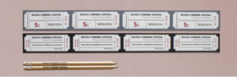 Branding Museo del cinema de Girona 3
