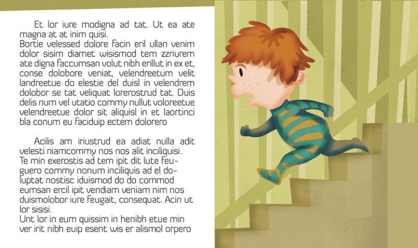 Children Book Illustration 1