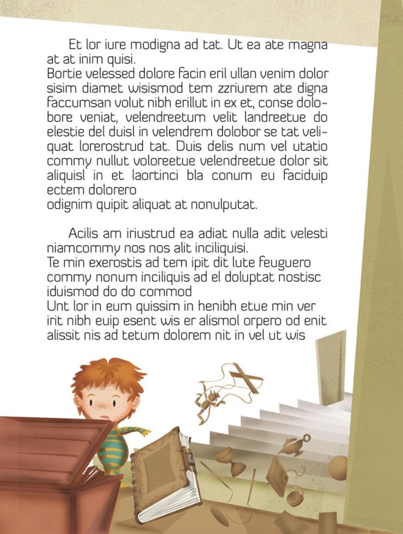 Children Book Illustration 2