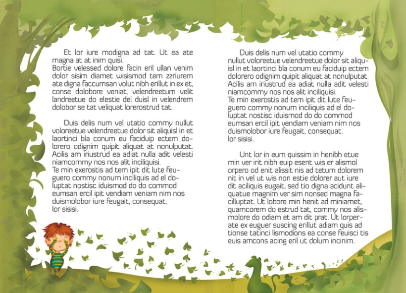 Children Book Illustration 5