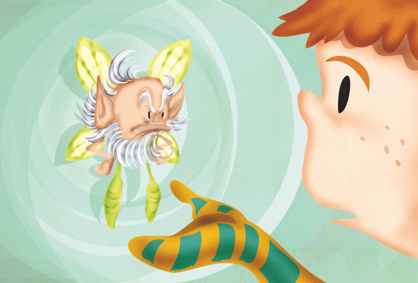 Children Book Illustration 7