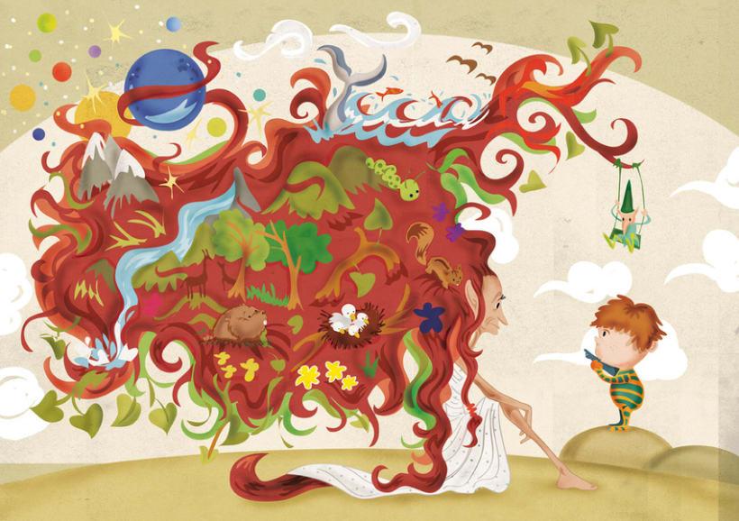 Children Book Illustration 6