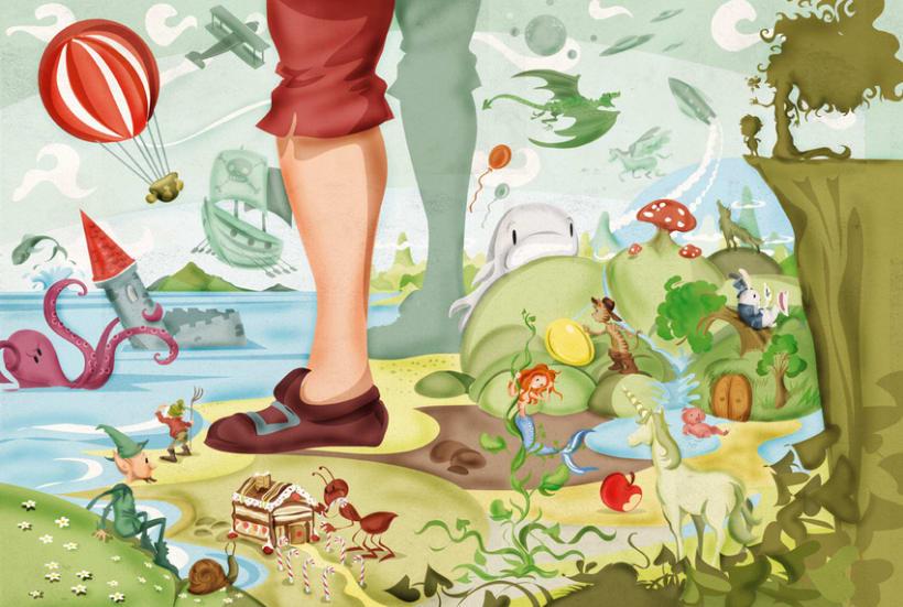 Children Book Illustration 8