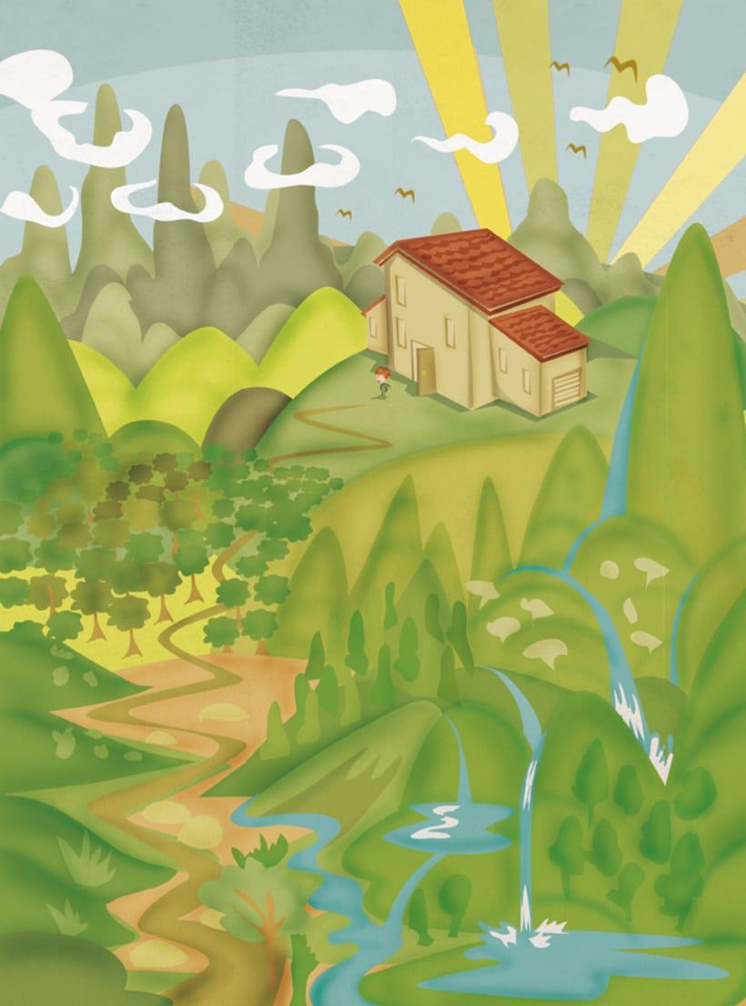 Children Book Illustration 3