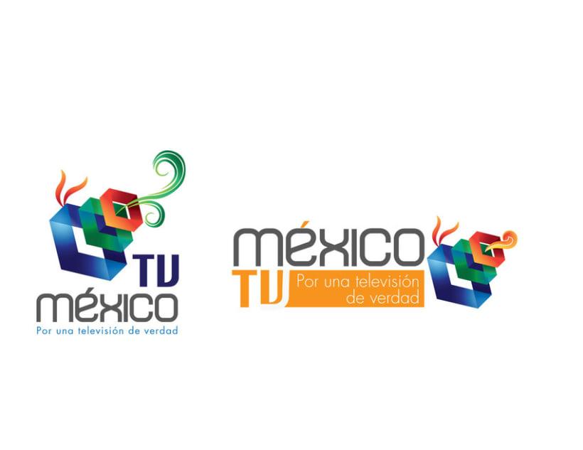 Logo MéxicoTV 0