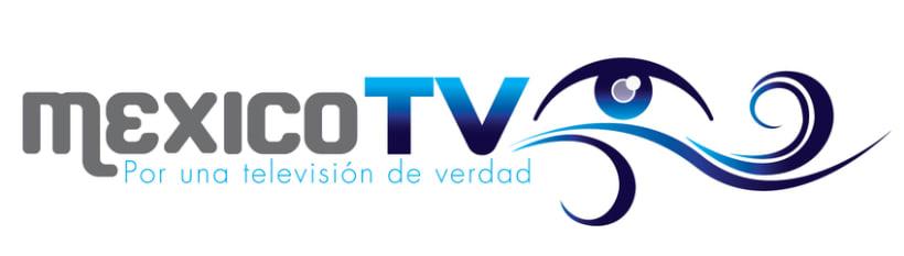 Logo MéxicoTV 1